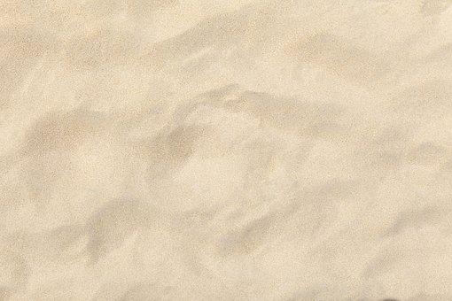 Sand, Yellow, Natural, Background, Vacation