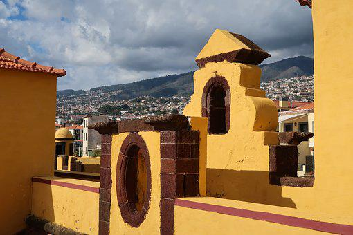 Madeira, Fortress, Fortification