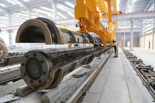 Piling Machine, Construction, Industrial, Machine
