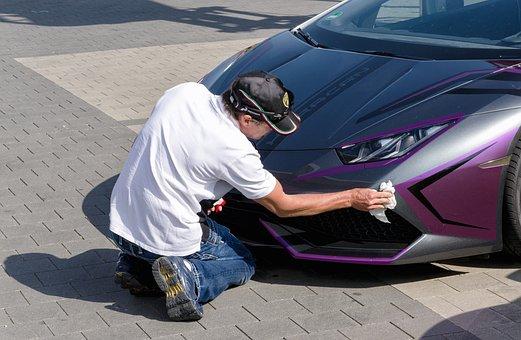 Lamborghini, Auto, Speed Up, Sports Car, Luxury