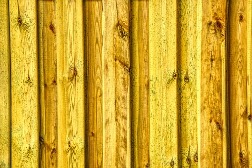 Wood, Structure, Privacy, Wall, View Protection Wall