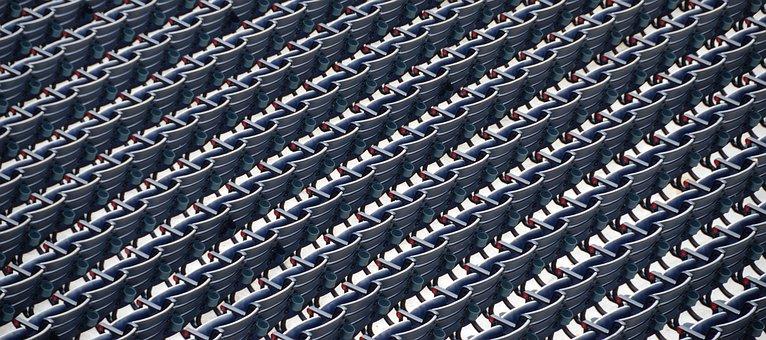 Empty, Stadium Seats, Abstract, Stadium, Seat, Game