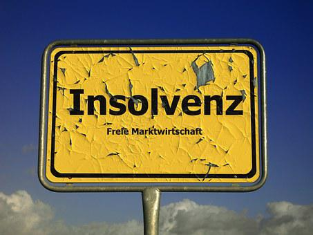 Insolvency, Bankruptcy, Loss, Bust, Business, Company