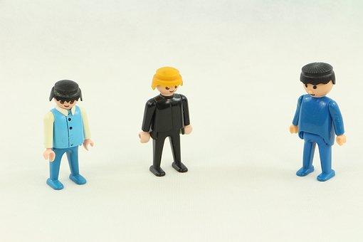 Playmobil, Toys, Play, Men, People, Figurine, Business