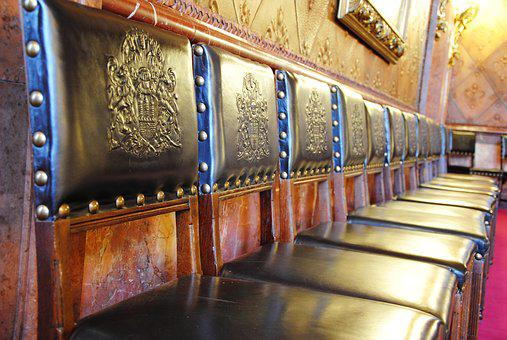 Chairs, Coat Of Arms, Noble, Old, Antique, Middle Ages
