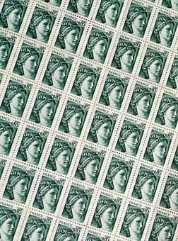 Stamps, French Stamps, Philately, Collection