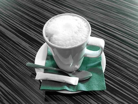 Cup, Teacup, Drink, Milk, White, Farming, Sitting