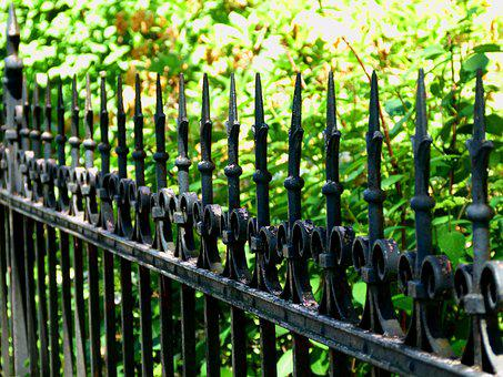 Nature, Fence, Mood, Fenced, Old, Plot