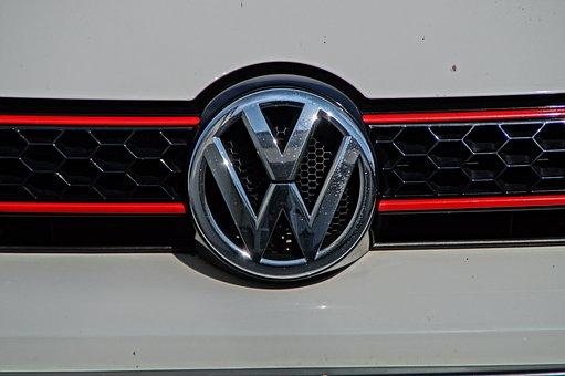Volkswagen, Vw, Gti, Golf6, Grill