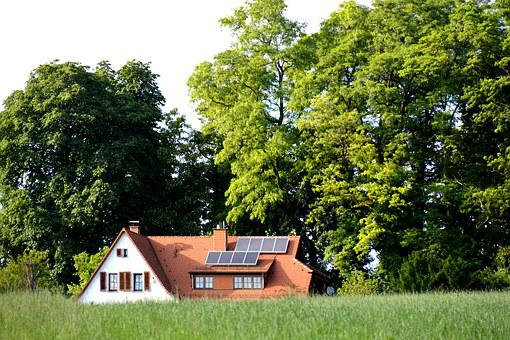 House In The Green, Idyll, I Live In The Green
