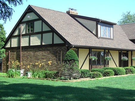 Home, Villa, Building, Manor House, Architecture
