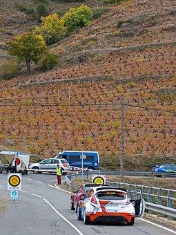 Rally Catalunya, Wrc, Output, Stretch, Control, Priorat