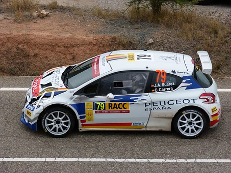 Rally Catalunya, Wrc, Shock