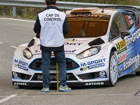 Rally Catalunya, Wrc, Output, Control, Stretch