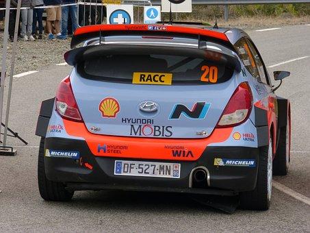 Rally Catalunya, Wrc, Output, Control, Stretch, Rear