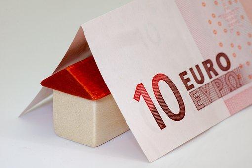 Money, Euro, Bank Note, Calculator, Budget, Save