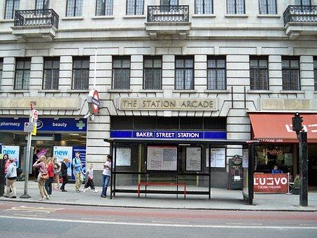 Museum, London, Sherlock Holmes