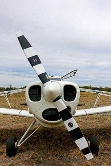 Propeller, Aircraft, Aero, Aviation, Design, Sleek