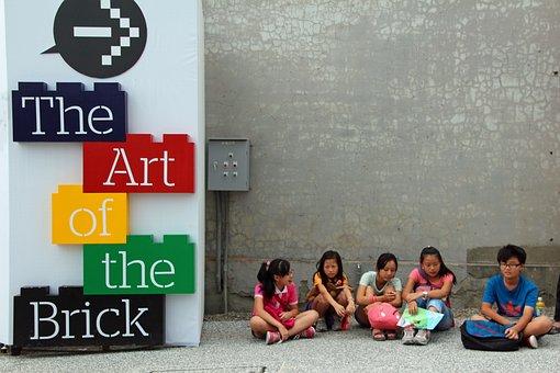Building Blocks, Taiwan, Lego Exhibition, Lego Art