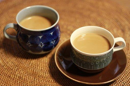 Chai, Tea, Tea Cup, Coffee Cup, Tea With Milk