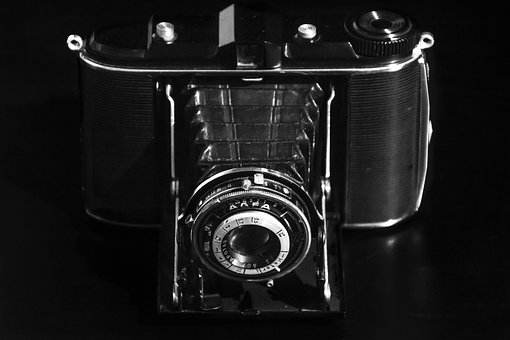 Old Camera, Camera, Photo Camera, Old, Vintage