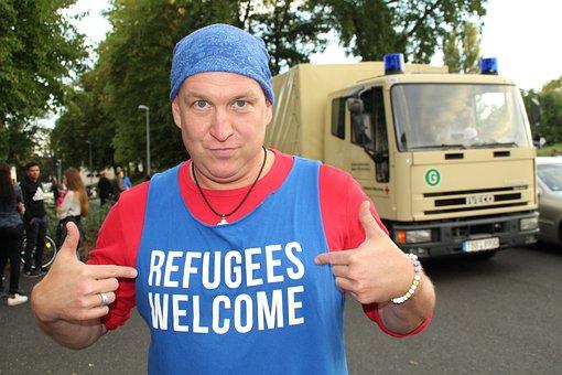 Refugees, Welcome, Wertheim, Refugee, Statement