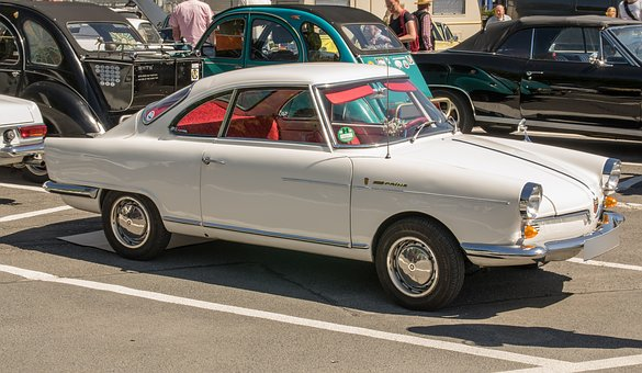 Nsu, Prince, Oldtimer, Classic, Old, Auto, Vehicle, Car