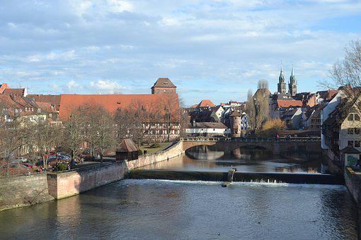 Nuremberg, Bavaria, Swiss Francs, Germany, City