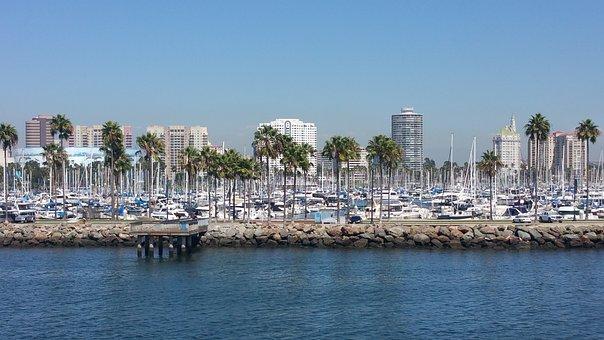 Harbor, Bay, Water, Travel, Sea, Summer, Tourism, Ocean