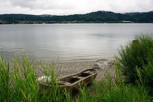Bodman, Lake Constance, Lake, Water, Boot, Ludwigshafen