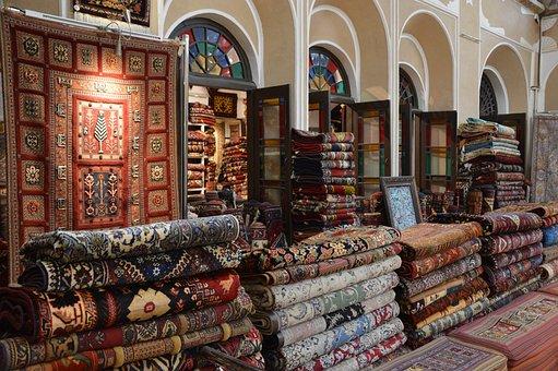 Carpets, Trade