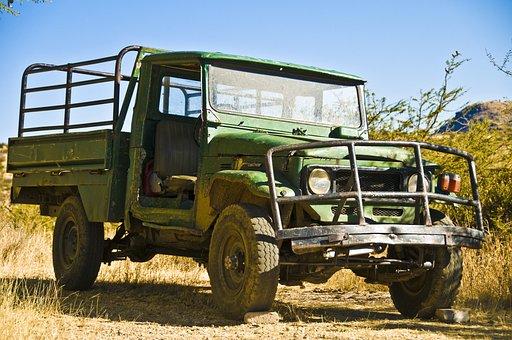 Land Cruiser, Toyota, Bj 40, Car, Auto, Cruiser