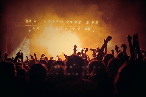 Concert, Live, Fun, Coffee, Fresh