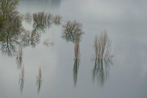 Reflection, Lake