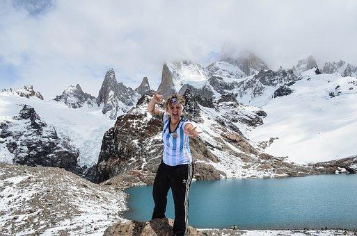 South, Mountain, Treking, Nature, Argentina, Patagonia