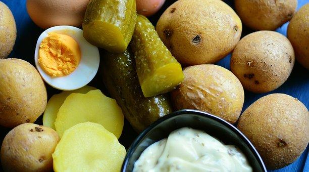 Potato, Potato Salad, Potatoes