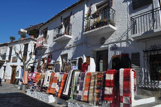 Alpujarras, Granada, Andalusia, Rural Tourism, Colors