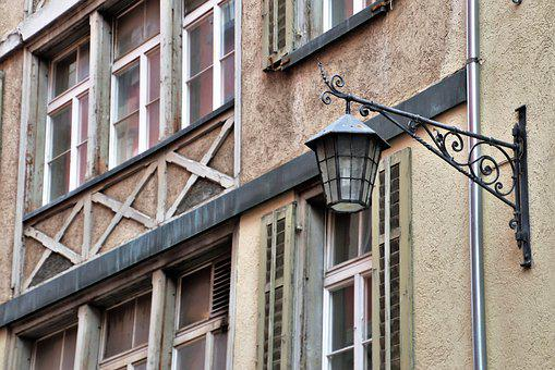 Kamienica, Old Houses, Lantern, Side, The Prospect Of