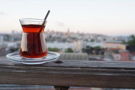 Tea, Istanbul, Landscape