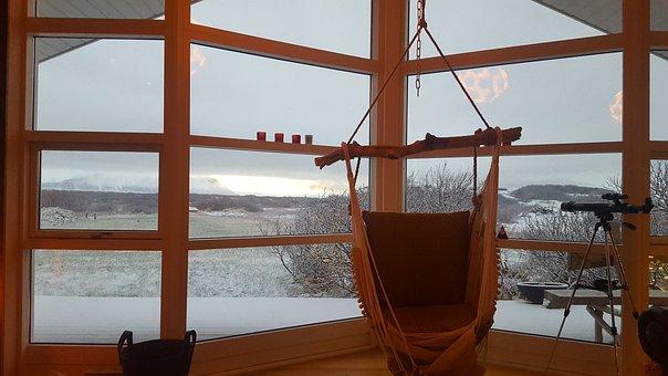 Mountain, Sunset, Ice, Nature, Landscape, Travel