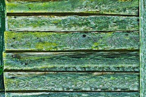Boards, Weave, Verdigris, Panel, Wood, Wooden Wall