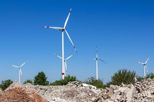 Energy, Wind Power, Windräder, Wind Energy
