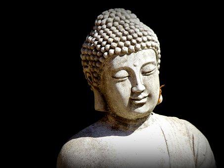 Buddha, Zen, Meditation, Statue, Face, Serenity