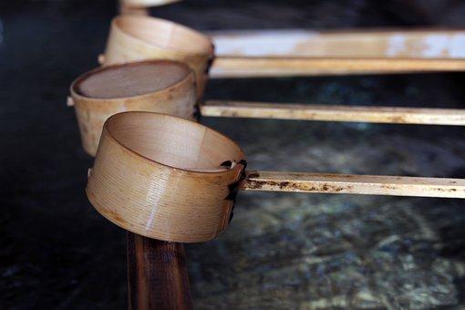 Chōzuya, Temizuya, Shinto, Water, Ablution, Ceremonial