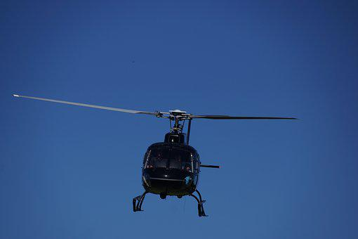 Helicopter, Chopper, Aviation