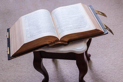 Bible, Family Bible, Christian, Holy, Book