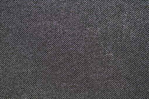 Texture, A Thousand, Cloth Texture, Fabric, Black, If