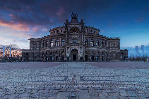 Dresden, Architecture, Historically, Old Town