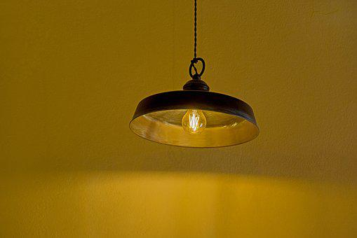 Light, Ceiling Light, Dome Light, Lamp, Bulb, Electric
