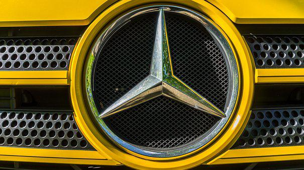 Star, Logo, Mercedes, Silver, Benz, Characters, Auto